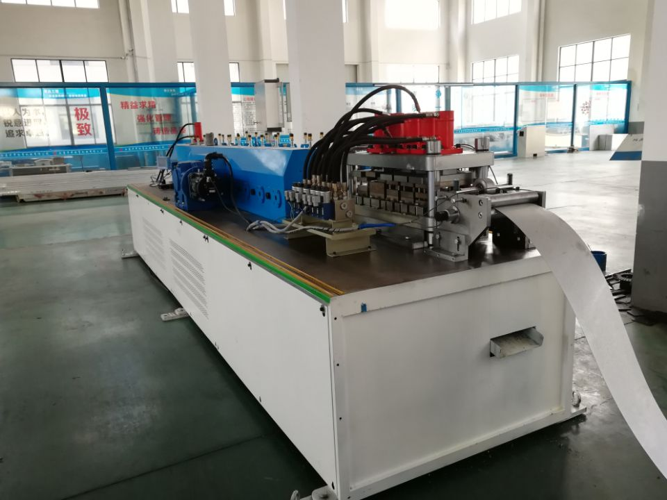 C89 Light Steel Frame CAD Roll Forming Machine with Vertex Software ...
