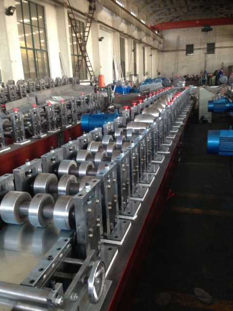 Roller Blind Tue Roll Forming Machine Taihu Machinery